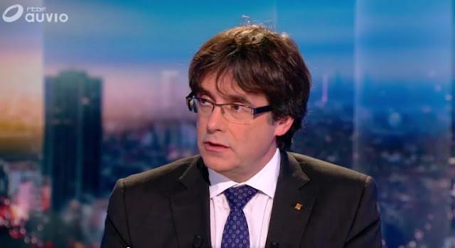 Puigdemont dispuesto a ser candidato, incluso desde el extranjero