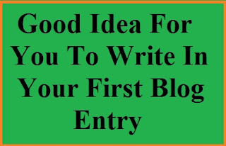 Good, idea, blog, entry, post, writing
