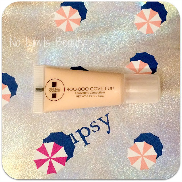 Ipsy Julio 2016 - Boo Boo Cover Up in Light