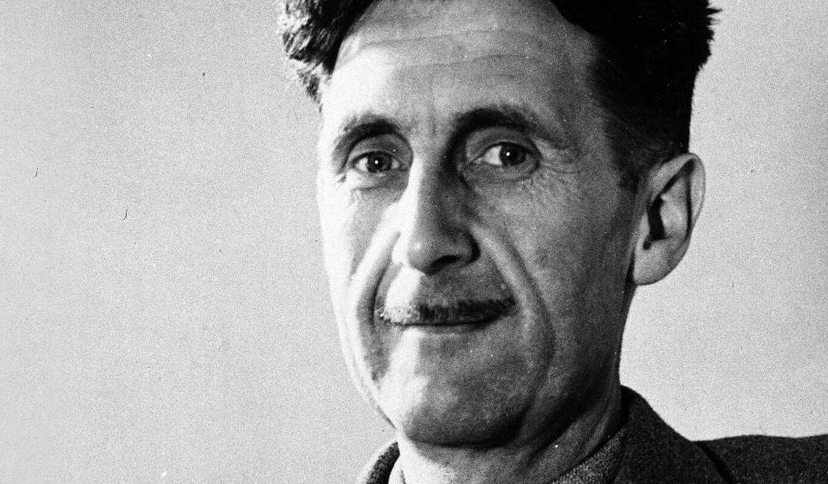 Lecturas Indispensables Las 10 Mejores Frases De George Orwell