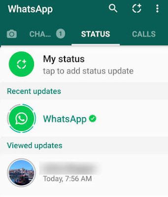 Whatsapp Planning To Show Ads In The Status Section Teckiway