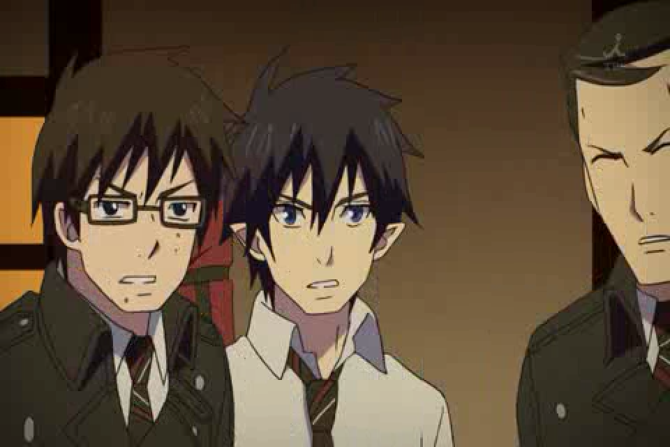 Blue Exorcist Birthday Cake Episode