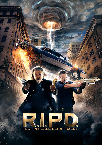Poster Of R.I.P.D. 2013 720p Hindi BRRip Dual Audio Full Movie