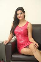 Shipra Gaur in Pink Short Micro Mini Tight Dress ~  Exclusive 001.JPG