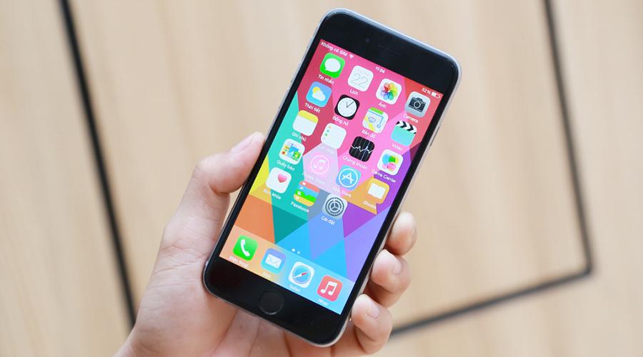 Dấu hiệu màn hình điện thoại iPhone cần thay