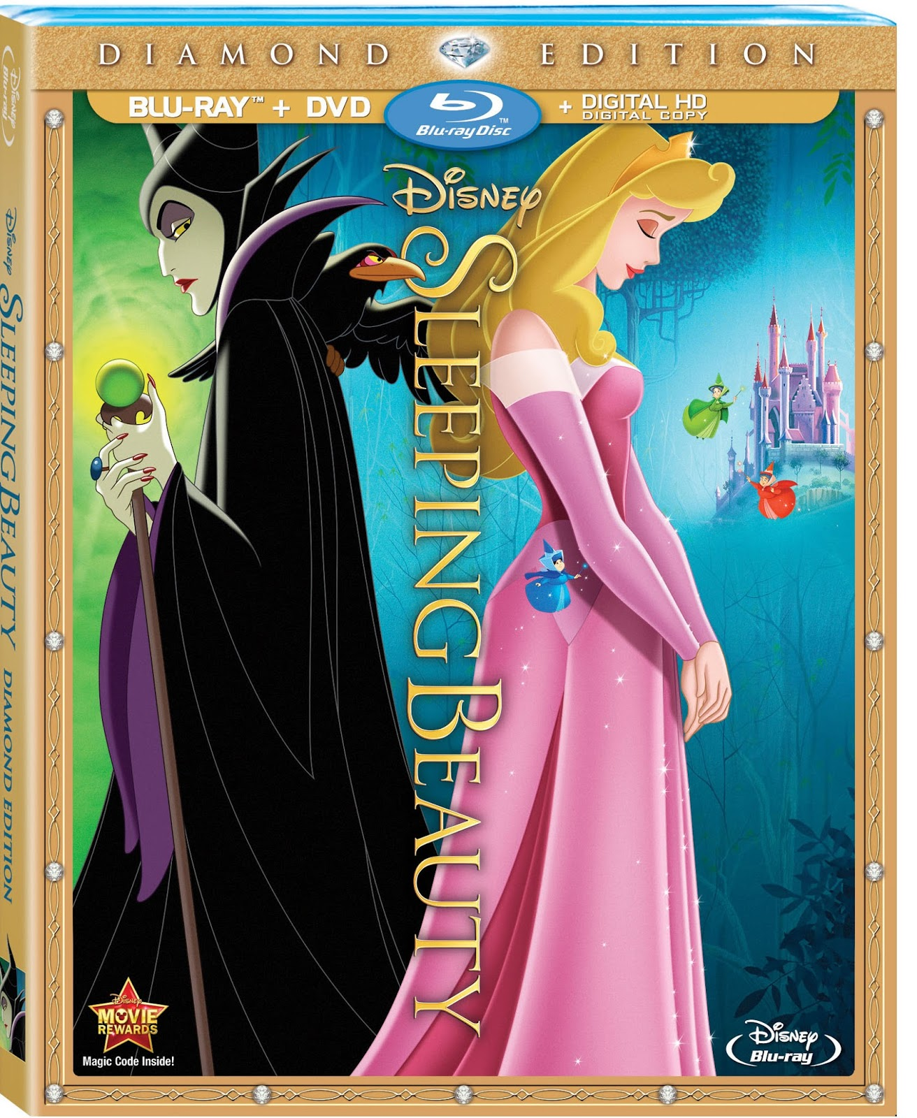 "Released from the Disney Vault Disney's ""Sleeping Beauty"""