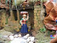 Sevilla - Navidad 2014 - Belén canario 12