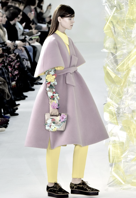 DelPozo Fall-Winter 2016 + Cool Chic Style Fashion