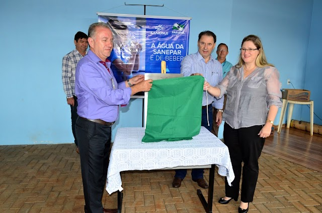 Sanepar de Roncador ganha novo escritório num investimento de mais de quinhentos mil reais