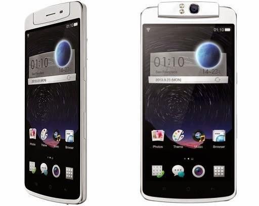 Smartphone Oppo N1
