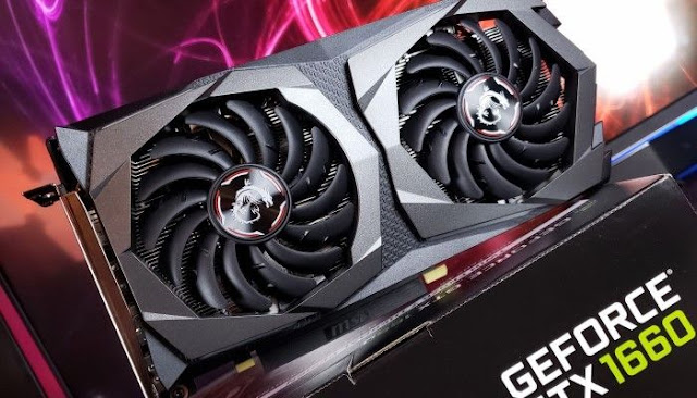 رسميا شركة إنفيديا تعلن عن بطاقة الشاشة GTX 1660 لتشغيل الألعاب الخارقة