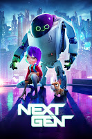 Next Gen (2018) Dual Audio [Hindi-DD5.1] 720p HDRip ESubs Download