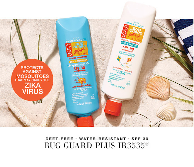 Shop All Avon Skin So Soft Bug Guard. Click on image to check it out!!