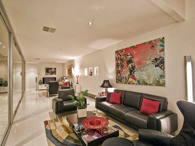 How to Decorate a Long Narrow Living Room picture