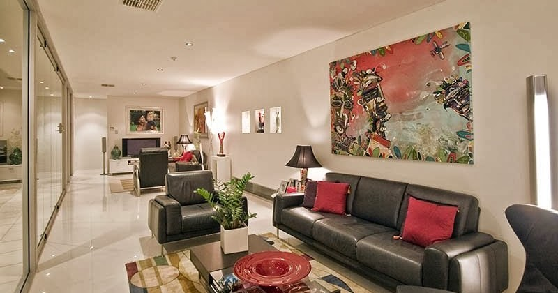 How to Decorate a Long Narrow Living Room  AyanaHouse
