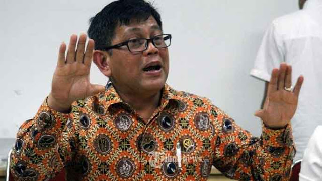 Tolak TGPF, Anggota DPR dari Nasdem Sebut Kasus Novel Kasus Biasa Saja