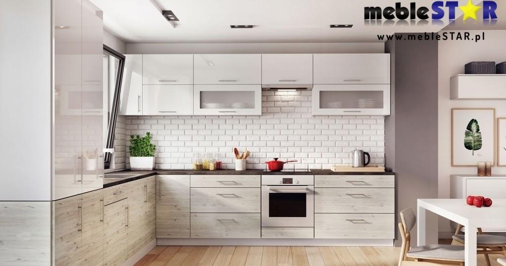 Meblestar Blog Stylowe Kuchnie Luna Już Dostępne W Meblestar