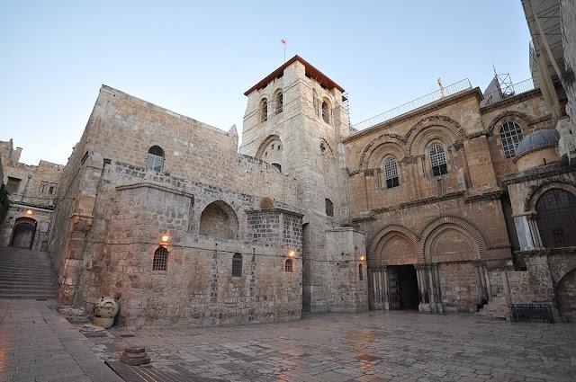 Έκλεισε ο Ναός της Αναστάσεως στην Ιερουσαλήμ