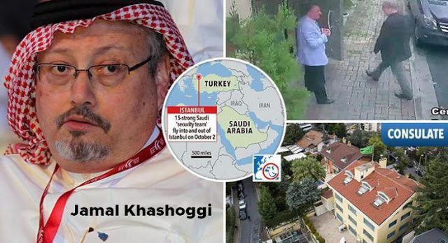 Sikap Erdogan Atas Pembunuhan Jurnalis Saudi Jamal Khashoggi