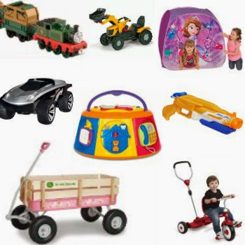 Amazon Toy Lightning Deals for 12/4/14