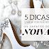 5 dicas para acertar na escolha do sapato de noiva