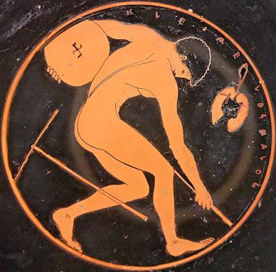 Οι αρχαίοι Έλληνες αθλητές πουλούσαν τον ιδρώτα τους