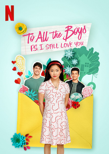 To All the Boys P S I Still Love You 2020 Dual Audio 720p WEB HDRip 950Mb world4ufree.bar
