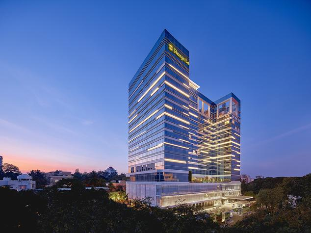 Shangri-La Hotel Bengaluru/Bangalore is one of the major five-star properties in Karnataka.