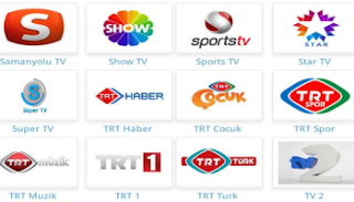 Arabic turkey Discovery BeIN Osn Movies m3u