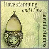 Lavinia Stamps Challenge - Winner September 2013