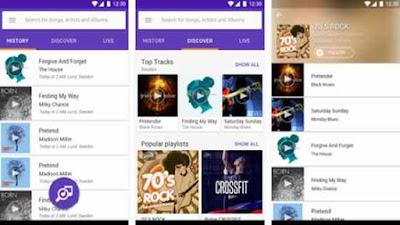 Banyaknya lagu favorit yang kamu simpan dalam memori ponsel Android Ini Dia 3 Aplikasi Untuk Mengetahui Judul Lagu di Android