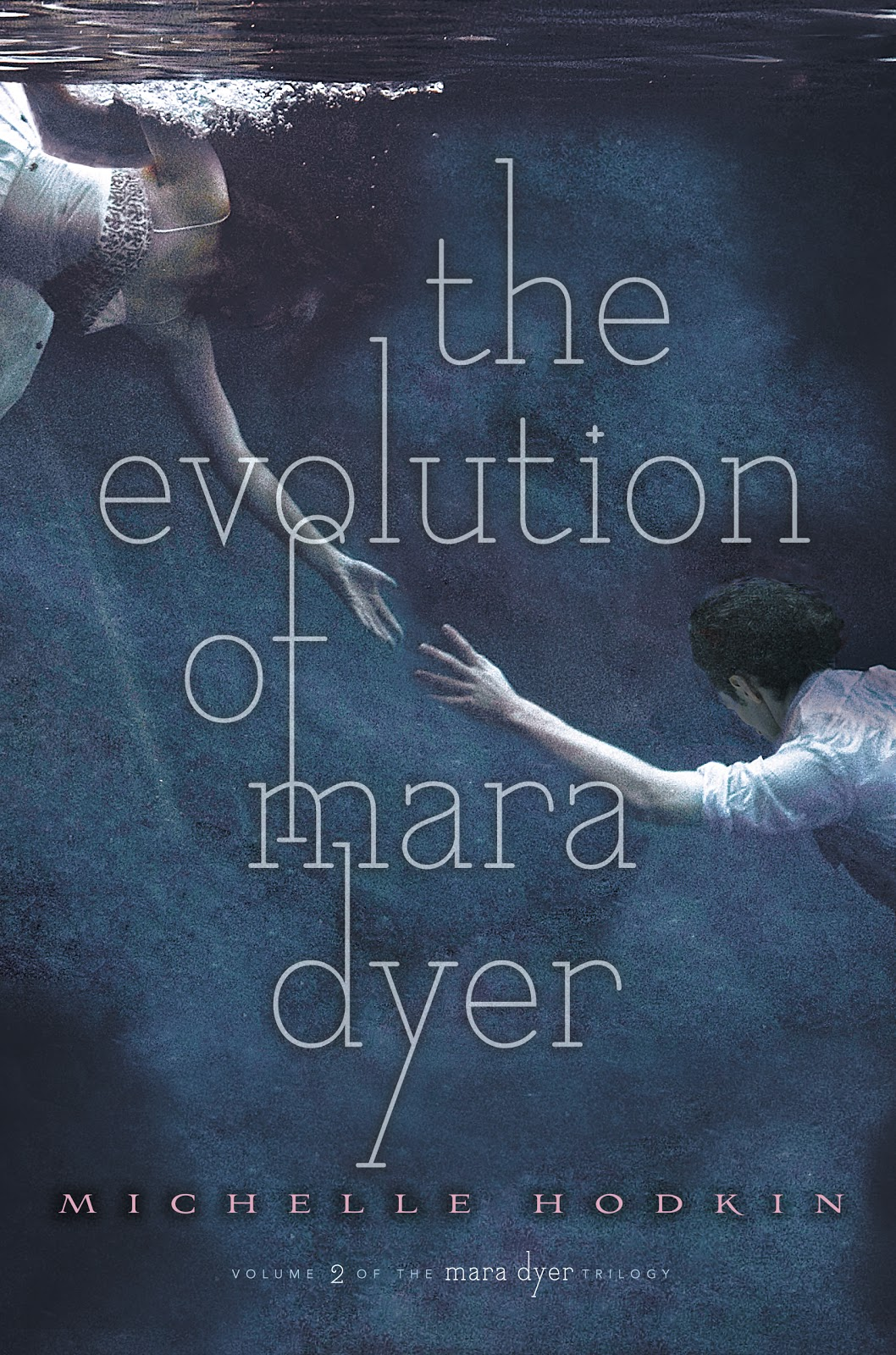 reseña: the evolution of mara dyer