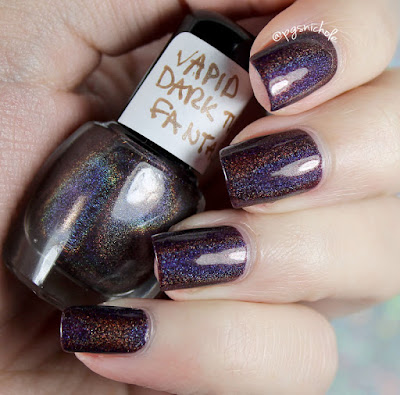 Vapid Lacquer Dark Twisted Fantasies