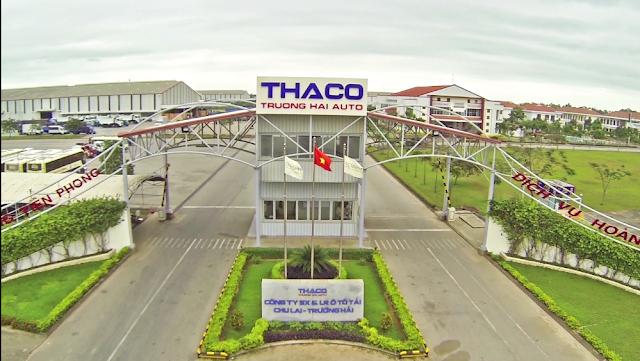 Cổ phiếu Thaco Trường Hải THA
