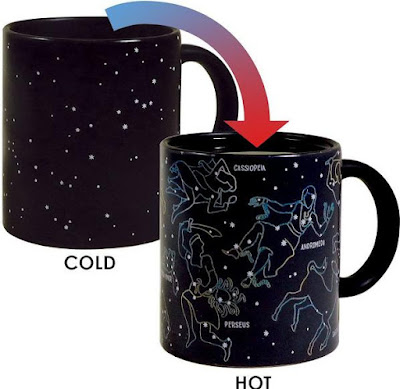 Heat Changing Constellation Cup