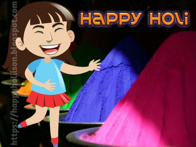 Happy Holi WhatsApp Messages