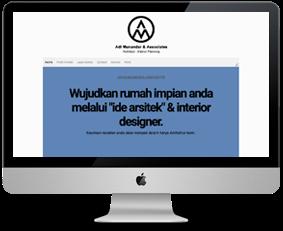 Landing Page untuk Blogspot