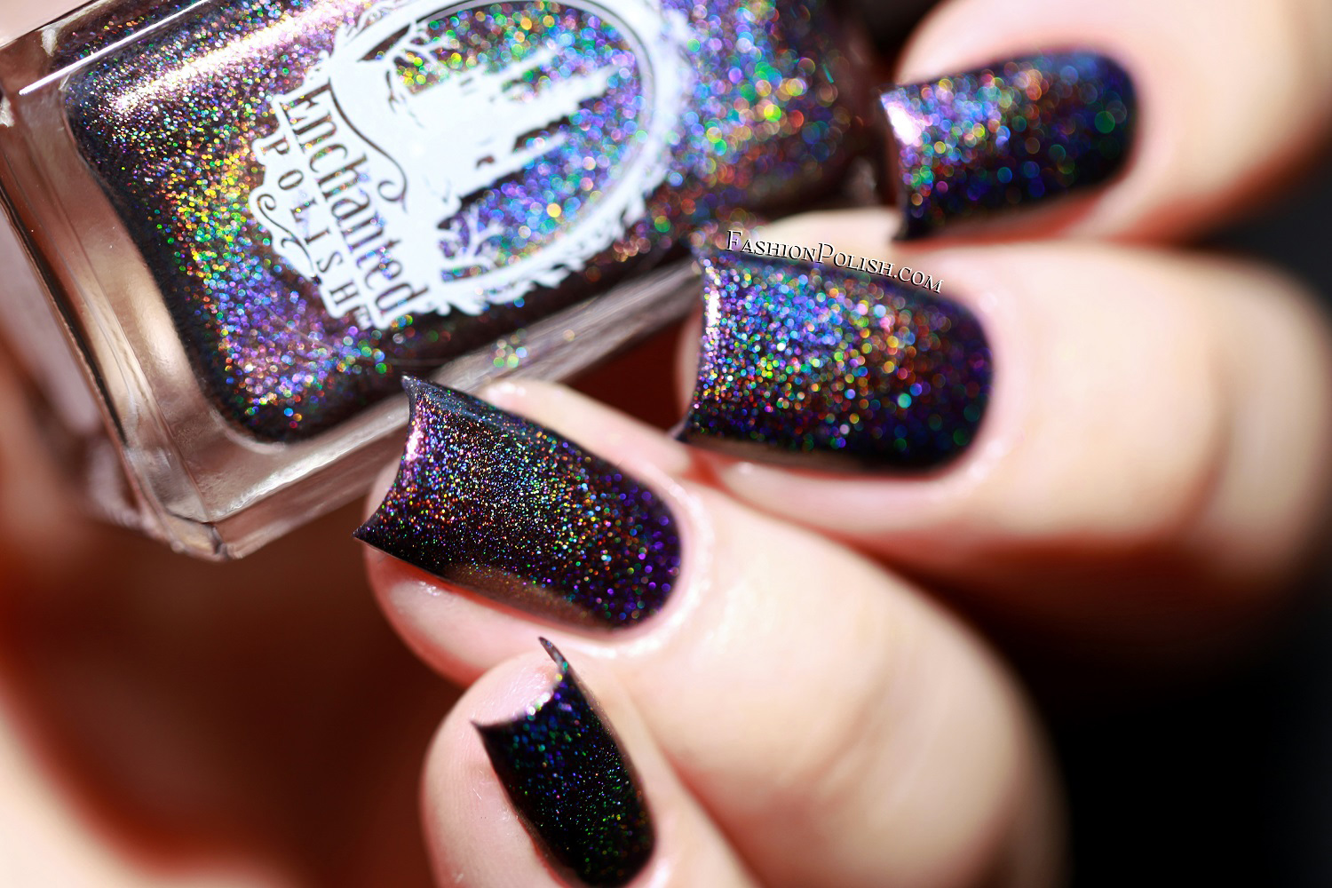Fashion Polish: Enchanted Polish Prism of Darkness : introducing my ...
