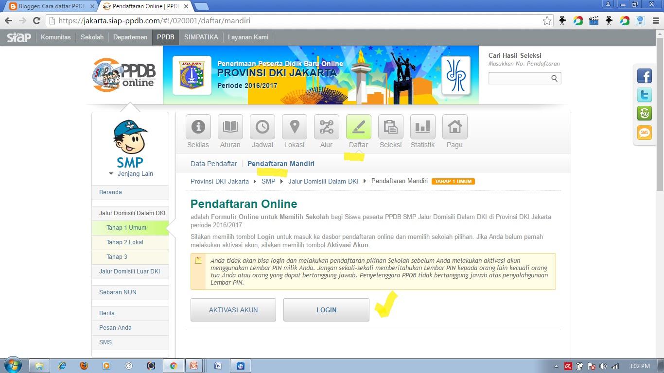 Image Result For Siap Ppdb Online