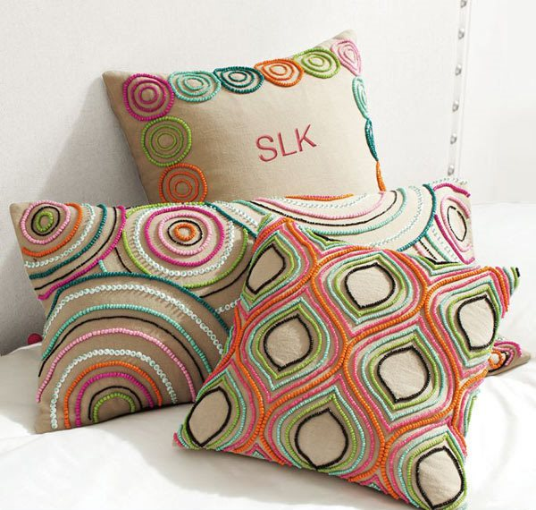 Berbagai Model Bantal Sofa Modern Rancangan Desain Rumah