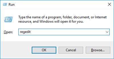 كيفية إصلاح خيار Open with في Windows 10