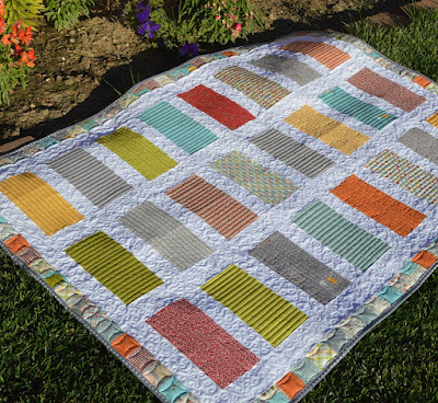 Tree Lined Street Quilt