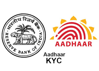 RBI Makes Aadhaar Necessary In the New KYC Guidelines