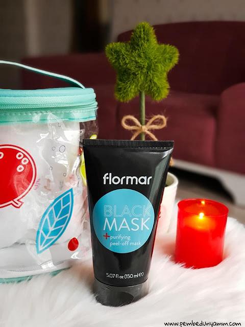 flormar siyah maske