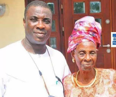 k1 wasiu ayinde mother