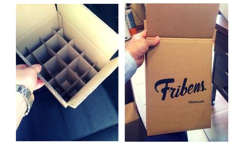 cajas de vino personalizadas