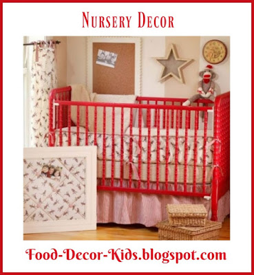 food-decor-kids.blogspot.com nursery decor