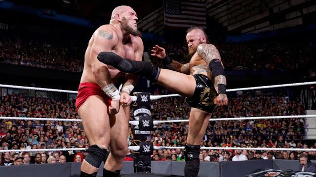 NXT TakeOver: Chicago - Eredmények