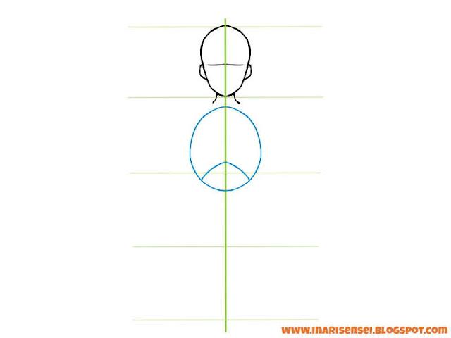 Positionner la cage thoracique