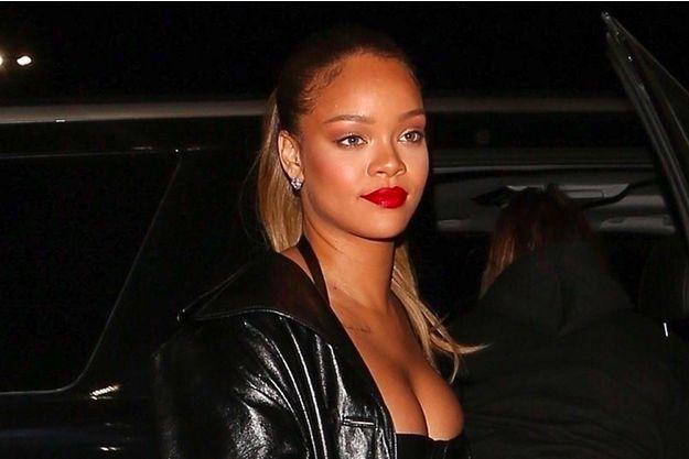 """People: """" persona non grata au Sénégal"""", Rihanna est à Dakar"""